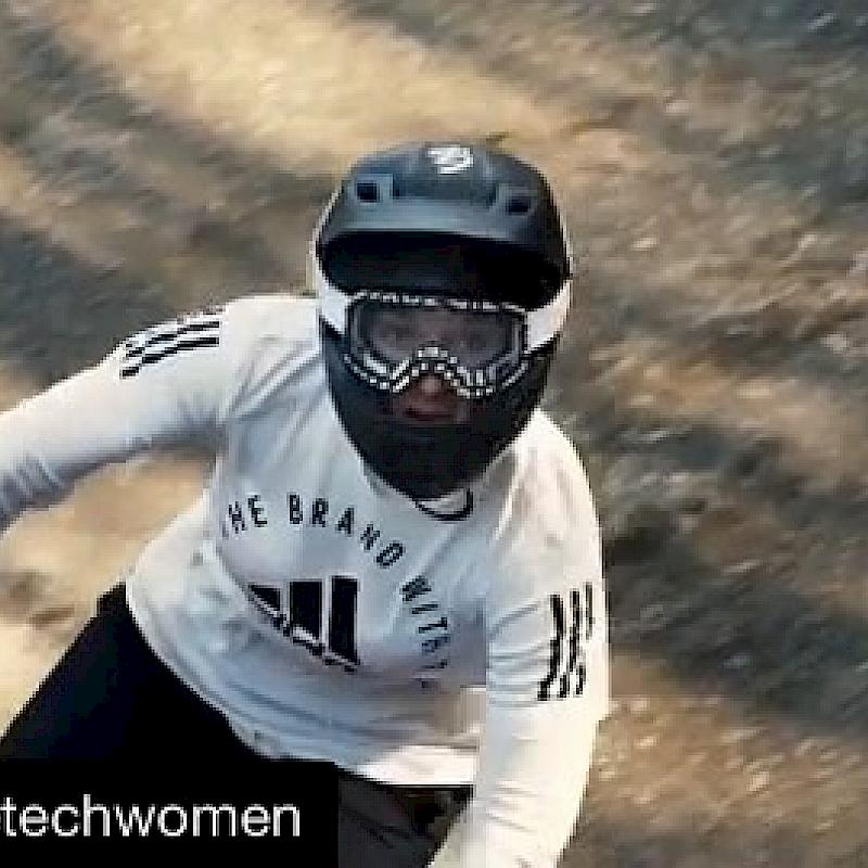 Instagram image women shred